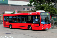 Route 143, Metroline, DE1028, LK59AVR, Brent Cross