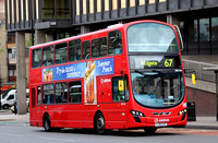 Route 67, Arriva London, DW316, LJ10CVC