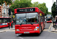 Route C1, London United RATP, DPS30673, LG02FHC, Victoria
