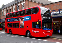 Route 208, Stagecoach London 10141, LX12DFY, Bromley