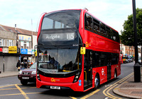 Route 115, Go Ahead London, EH143, YW17JUT, East Ham