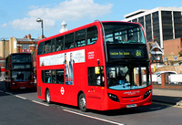 Route 81, London United RATP, ADE3, YX12FNJ, Hounslow