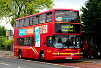 Route 608, First London, TNA33381, LK53EZA