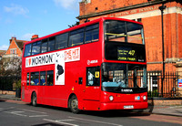 Route 417, Arriva London, DLA173, W373VGJ, Upper Norwood