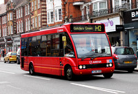 Route H2, Arriva The Shires 2469, YJ06YRR, Golders Green