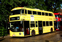 Route 24, Metroline, LT108, LTZ1108, Hampstead Heath