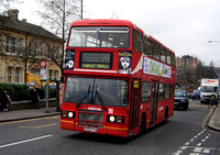 Route 249, Arriva London, L258, D258FYM, Anerley
