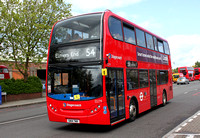 Route 54, Stagecoach London 12279, SN14TWX, Catford Garage