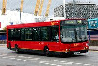 Route 108, Go Ahead London, DWL27, FJ54ZTV, North Greenwich