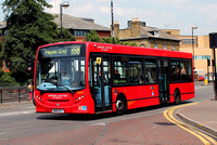 Route H98, London United RATP, DLE23, SN60ECJ, Hounslow