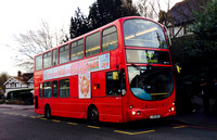Route 405, Arriva London, DW111, LJ05BHP, Purley