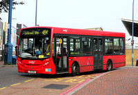 Route 484, Abellio London 8337, YX11AHK, Lewisham