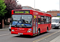 Route 396, Staegcoach London 34372, LV52HGK, Ilford
