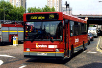 Route 239, London General, DRL60, K860LGN, Clapham Junction