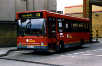 Route P13, London Central, DRL53, K853LGN, Streatham