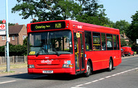 Route H28, Abellio London 8041, V301MDP, Syon Lane