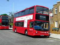 Route 522: Brockley Rise - Ladywell