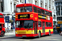 Route 25, First Capital 305, GYE405W, Oxford Circus