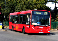 Route 290, Abellio London 8529 YX10FEF, Hampton