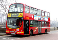 Route 79, First London, VNW32499, LK54FLE, Edgware