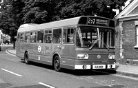 Route 227, London Transport, LS90, OJD890R, Bromley