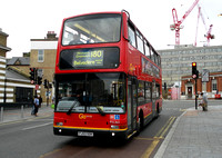 Route 180, Go Ahead London, PVL363, PJ53SOH, Woolwich