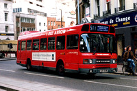 Route 511, London General, LS501, GUW501W, Victoria