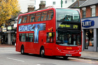 Route 179, First London, DN33503, LK08FNE, Ilford