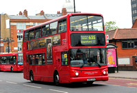 Route 635, London United, TA217, SN51SYW, Hounslow