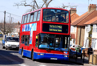 Route H12, Metroline, VP343, LR52BOH, South Harrow