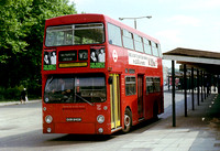 Route W21, London Transport, DMS1840, GHM840N
