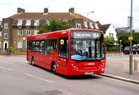 Route 184, Arriva London, ENL42, LJ09KPE, Barnet
