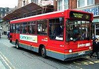 Route 239, London General, DRL70, K870LGN, Victoria