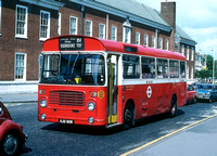 Route B1: Bromley North - Kidbrooke [Withdrawn]