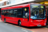 Route 203, London United RATP, DLE1, SN60EAX, Hounslow