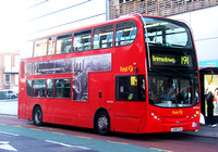 Route 191, First London, DN33524, LK08FLN, Enfield