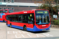 Route 143, Metroline, DE867, LK08DXA, Brent Cross