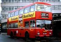 Route 291, London Transport, MD149, OUC149R, Woolwich