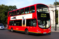 Route 14, Go Ahead London, WVL47, LF52ZRG, Hyde Park Corner
