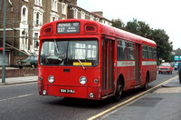Route 227, London Transport, SMS319, EGN319J