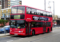 Route 330, Stagecoach London 17092, T692KPU, Canning Town