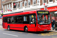 Route K3, London United RATP, DE70, SK07DXV, Kingston
