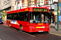 Route 364, First London, DHL511, LK03NFZ, Ilford