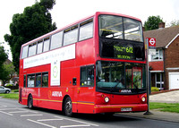 Route 612, Arriva London, DLA179, W379VGJ, Riddlesdown