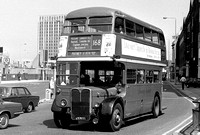 Route 168, London Transport, RT1083, JXN111, Vauxhall