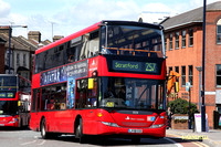 Route 257, East London ELBG 15031, LX58CGG, Walthamstow