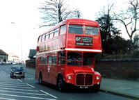 Route 164A, London Transport, RM425, WLT425, Morden