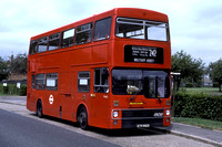 Route 242, London Transport, M662, KYV662X