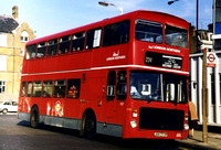 Route 234, London Northern, V27, JOV777P, Archway