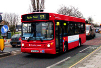 Route S3, Quality Line, SD27, W875VGT, Worcester Park